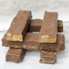 Milk Chocolate Honeycomb Fudge